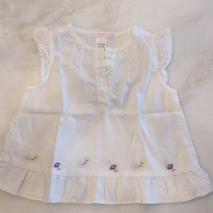 Janie and Jack Girls Blouse